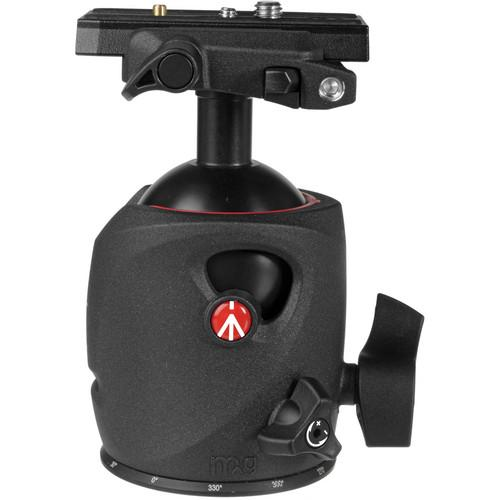 Manfrotto MH057M0-Q5 Magnesium Ball Head with Q5 MH057M0-Q5