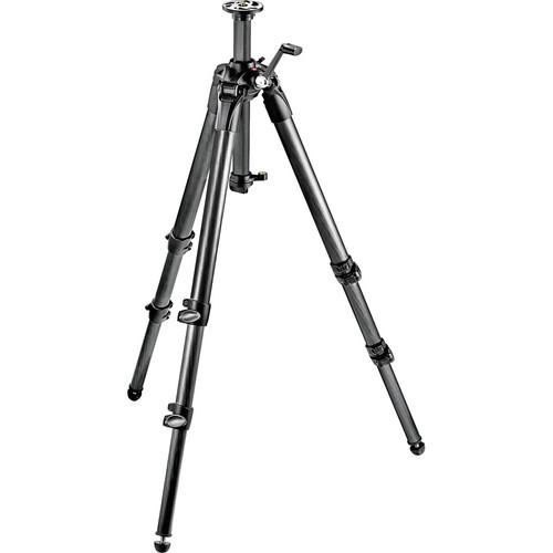 Manfrotto MT057C3-G 057 Carbon Fiber Tripod MT057C3-G