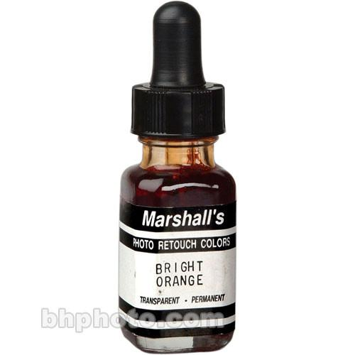Marshall Retouching Retouch Dye- Bright Orange MSRCCBO