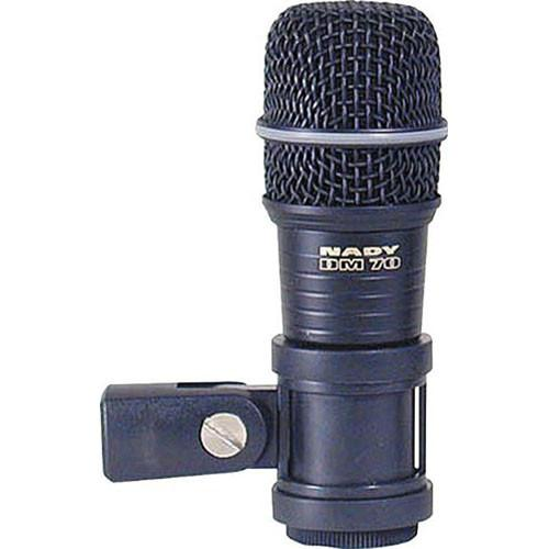 Nady  DM-70 Dynamic Instrument Microphone DM-70