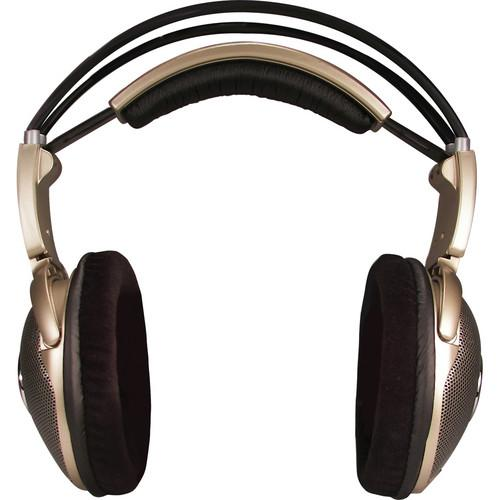 Nady QH 560 Deluxe Open-Back Around-Ear Studio Headphones QH 560