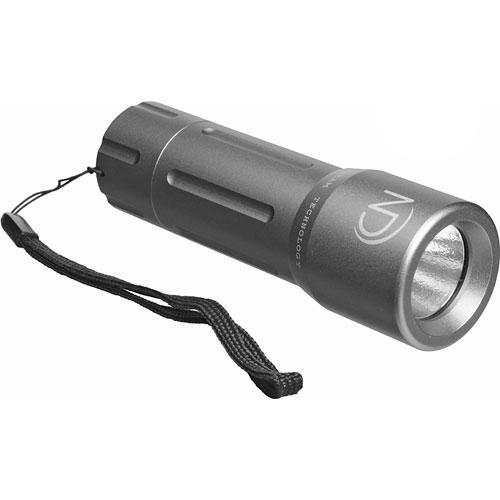 Night Detective Hyper Beam V-45 Flashlight (Silver) HB V-45S