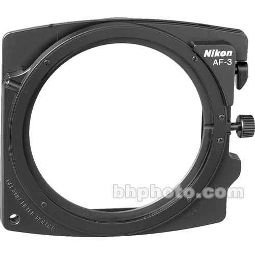 Nikon  AF-3 Gel Filter Holder 2523