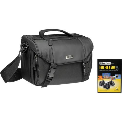 Nikon  DSLR Value Pack with Nikon School DVD 9793