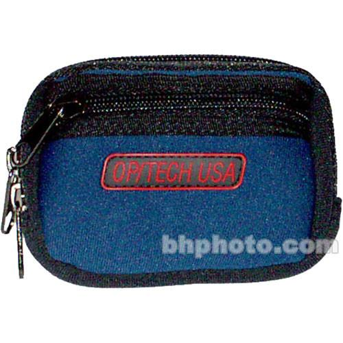 OP/TECH USA Zippeez Soft Pouch, Small (Navy) 8403114