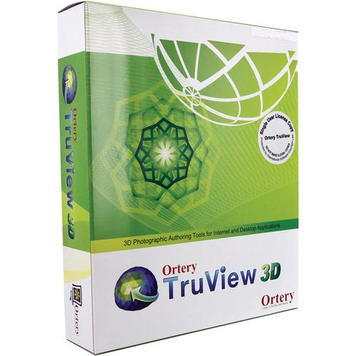 Ortery TruView 3D - 3D Product View Stitching Software TV3D
