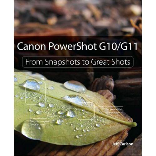 Pearson Education Book: Canon PowerShot 978-0-321-67951-2