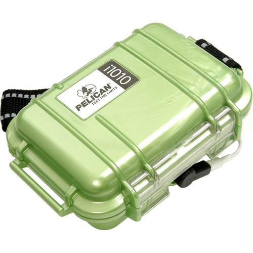 Pelican i1010 Waterproof Case (Green) 1010-045-134