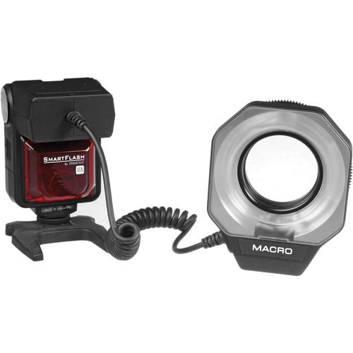 Phoenix SmartFlash RF-46N TTL Macro Ringlight for Nikon P04261