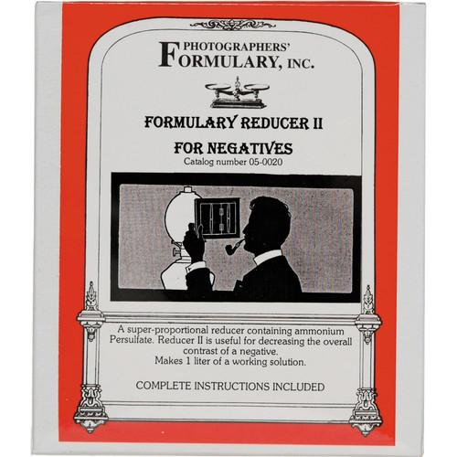 Photographers' Formulary Reducer II for Black & 05-0020