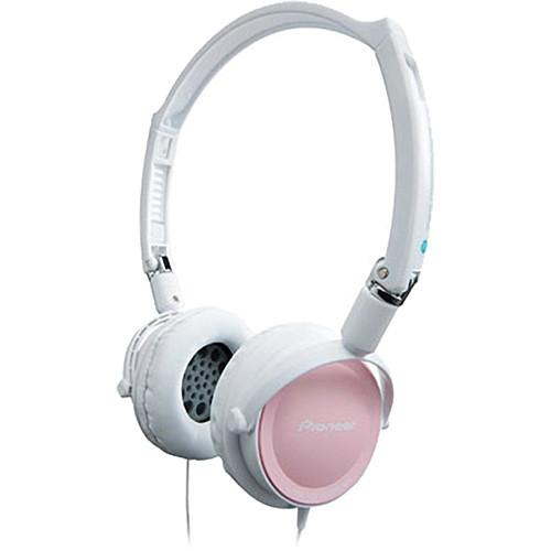 Pioneer SE-MJ21 On-Ear DJ-Style Headphones SE-MJ21-HP