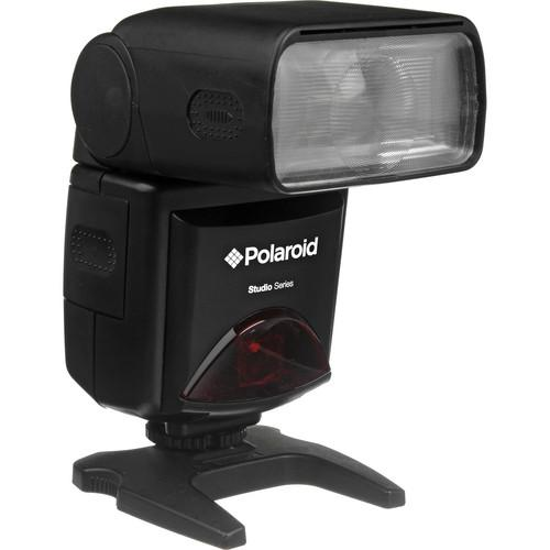 Polaroid PL-126PZ Flash for Nikon Cameras PL-126PZ-N