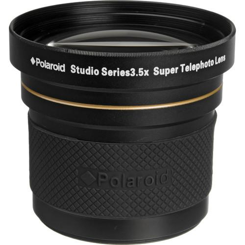 Polaroid Studio Series 52/58mm 3.5x HD Super Telephoto PL3558T