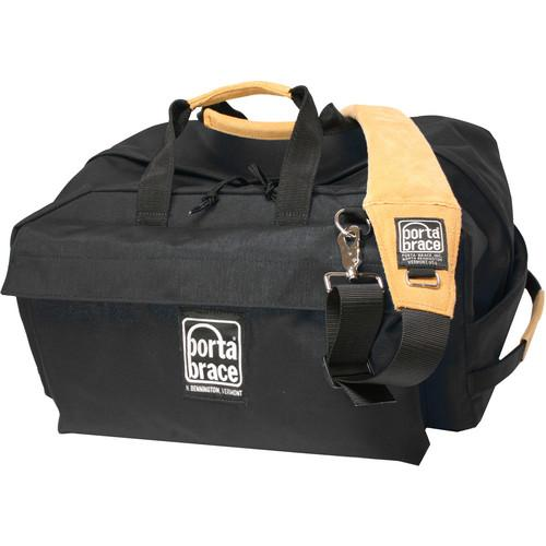Porta Brace LR-2B Light Run Bag (Midnight Black) LR-2B