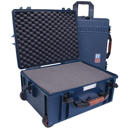 Porta Brace PB-2650F Wheeled Hard Case with Foam PB-2650F