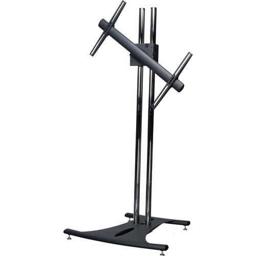 Premier Mounts EB72-RTM Floor Stand Combo with Rotating EB72-RTM