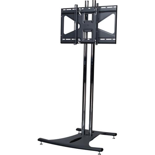 Premier Mounts EB84-MS2 Floor Stand Combo with Tilting EB84-MS2