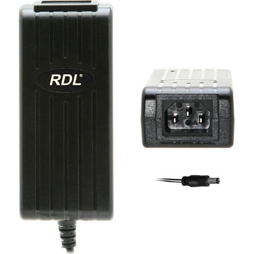 RDL PS-24V2A 24VDC Switching Power Supply with North PS-24V2A
