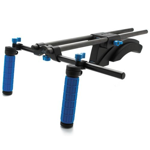 Redrock Micro microShoulderMount Deluxe Bundle w/ Battery &