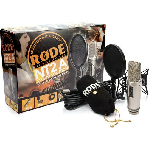Rode  NT2-A Studio Solution Package NT2A PCK