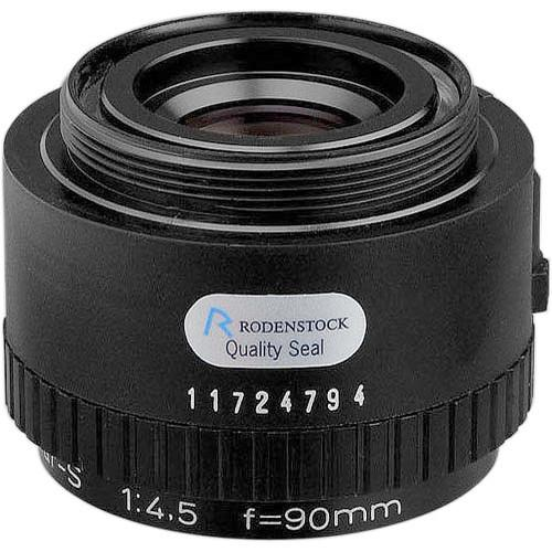 Rodenstock 90mm f/4.5 Rogonar-S Enlarging Lens 452206