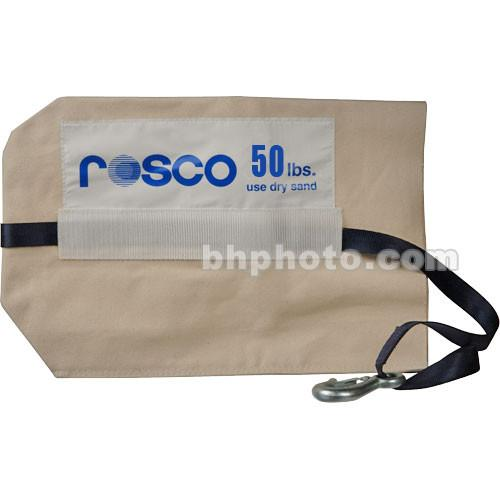 Rosco  50 lb Sandbag (Empty) 850726100050