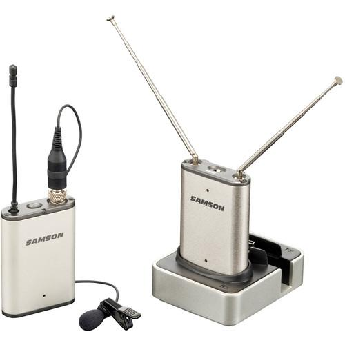Samson AirLine Micro Camera Wireless System SWAM2SLM10 N6
