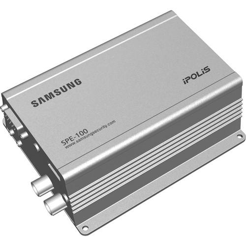 Samsung 1 Channel H.264 Network Video Encoder SPE-100