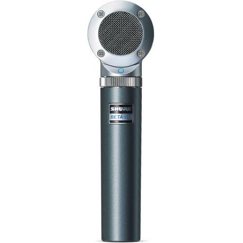 Shure BETA 181/O Omnidirectional Compact Side-Address BETA 181/O