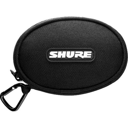 Shure PA325 - Round Earphone Case for E4c and E5c EASCASE
