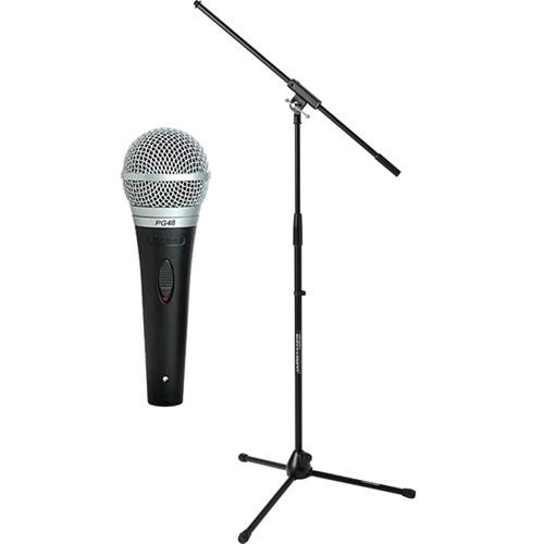 Shure PG48 Vocal Performance Package - 3 Person Pack