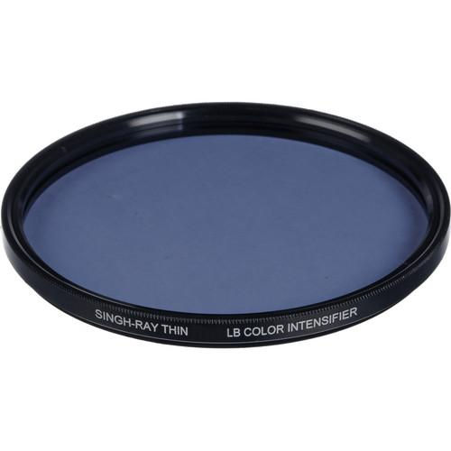 Singh-Ray 82mm LB Color Intensifier Thin Mount Filter RT-186