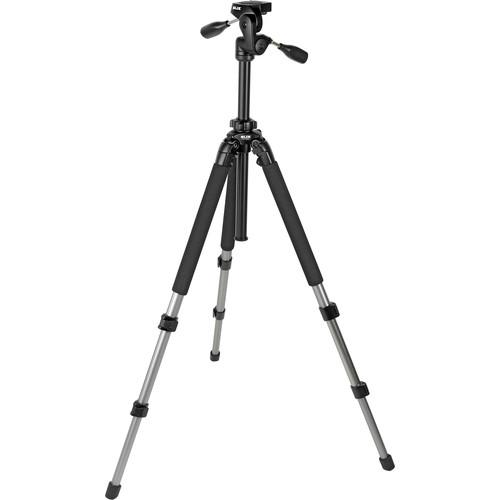 Slik Pro 700DX Aluminum Tripod With 3-Way Pan and Tilt Head