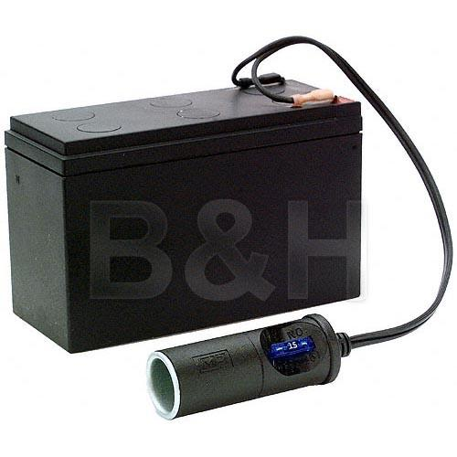 Smith-Victor BP2 Replacement Battery 12 volt 6.5Amp Hr 662100