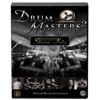 Sonic Reality Drum Masters 2 Stereo Kits - Virtual SR-DM2ST-01