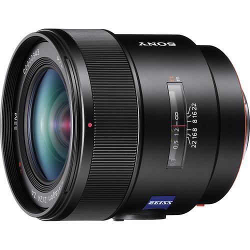 Sony 24mm f/2.0 Carl Zeiss T* Wide-Angle Prime Lens SAL24F20Z