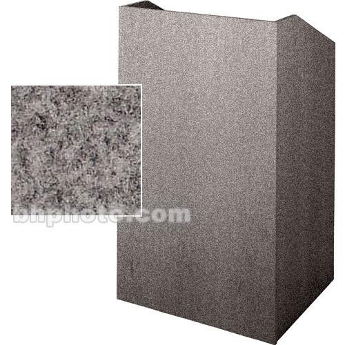 Sound-Craft Systems Floor Lectern (Gunmetal) SCC36G