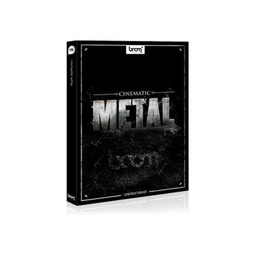 Sound Ideas Cinematic Metal CINEMATIC METAL CONSTRUCT