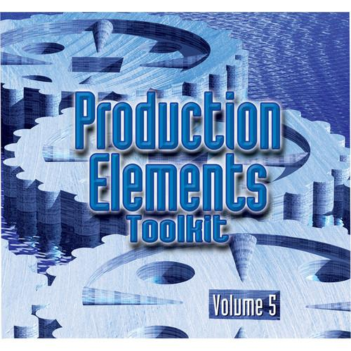Sound Ideas Production Elements Toolkit - Volume M-SI-PRO-ELEM5
