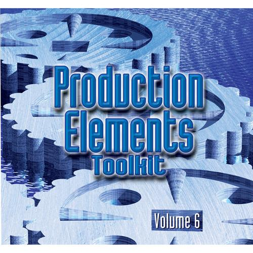 Sound Ideas Production Elements Toolkit - Volume M-SI-PRO-ELEM6