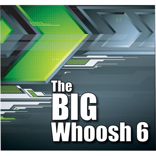 Sound Ideas The Big Whoosh 6 Royalty-Free Sound SI-BIG-WHOOSH6