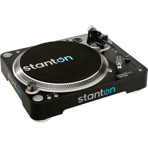 Stanton  T.92 USB Direct Drive Turntable T92USB