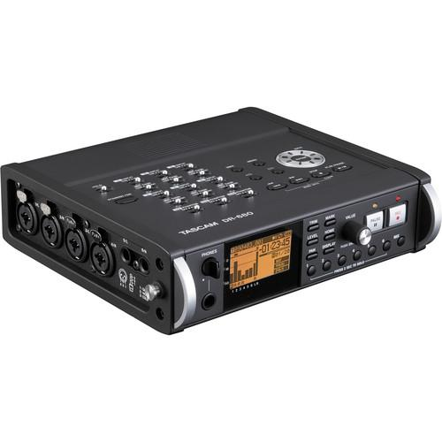 Tascam DR-680 8-Track Portable Field Audio Recorder DR-680