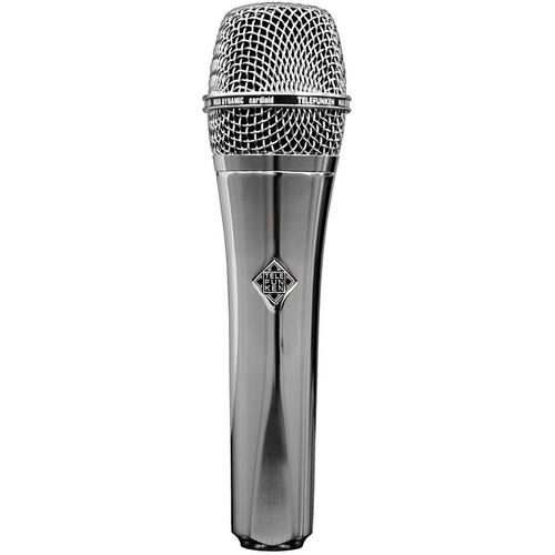 Telefunken M80 Custom Dynamic Handheld Microphone M80 CHROME