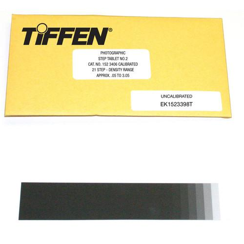 Tiffen #2 Photographic Step Tablet Calibration Device EK1523398T