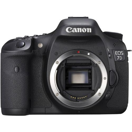 Used Canon EOS 7D DSLR Camera (Body Only) 3814B056AA