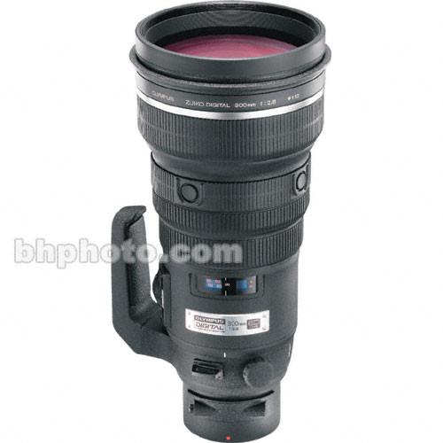 Used Olympus  300mm f/2.8 ED Lens 261004B
