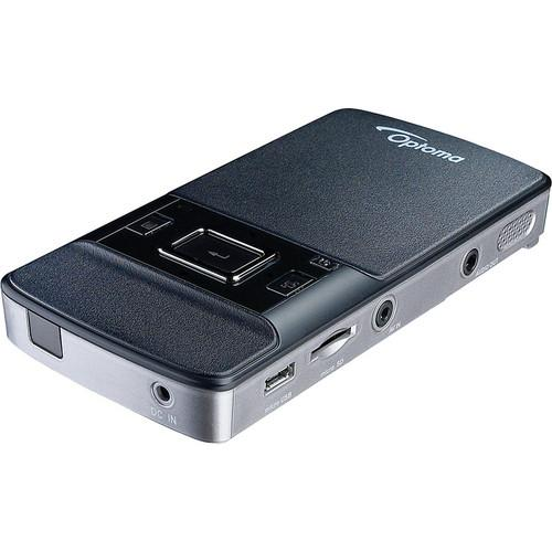 Used Optoma Technology PK201 Pico Pocket Projector PK201B
