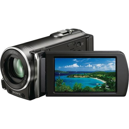 Used Sony HDR-CX150 16GB HD Handycam Camcorder HDR-CX150BR