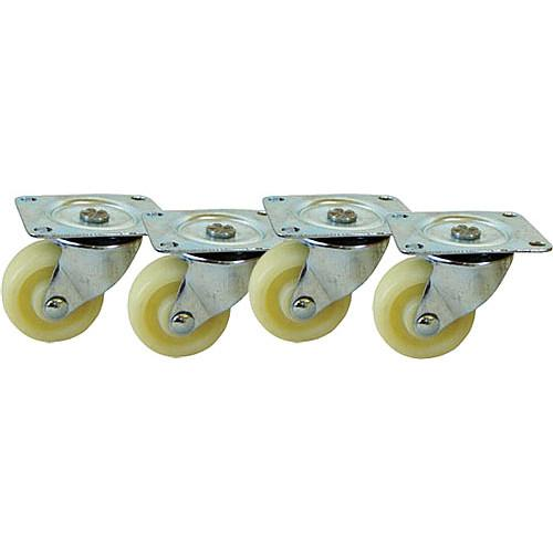 Video Mount Products ER-CASTERS Equipment Rack Heavy ER-CASTERS